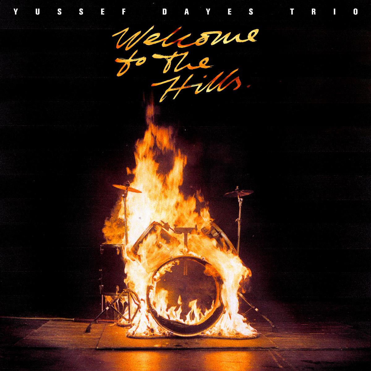 靈魂樂手 Yussef Dayes 攜手Rocco Palladino 和 Charlie Stacey 完美演繹Live Album《Welcome To The Hills》 4